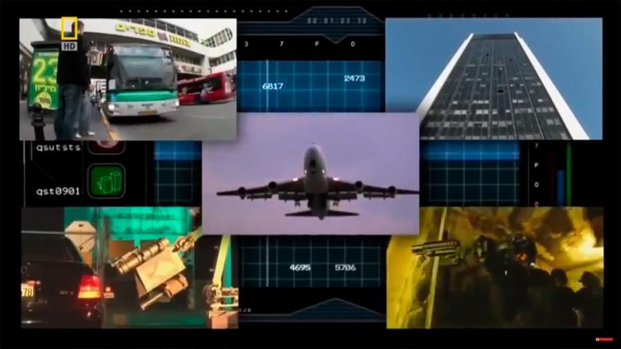 Антитеррористические технологии. Техника против террора.