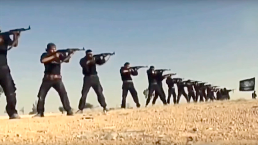 Вербовщики. Как вербуют в ИГИЛ.