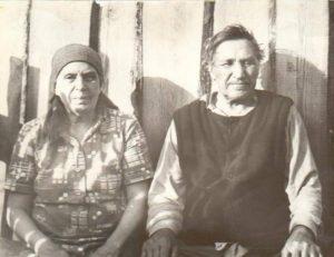 Козлова Анна Яковлевна (жена) , Козлов Михаил Яковлевич