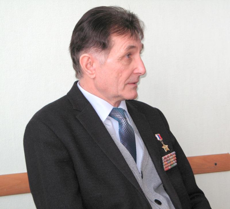 Герой РФ, полковник Игорь Родобольский. 01.03.2019