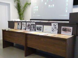 Выставка копий архивных документов ГААОСО по истории Великой Отечественной войны. 19.04.2019