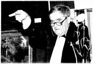 Фотография Г.Б. Зайцева, г. Екатеринбург, 1993 г. (ГААОСО. Ф. Р-1. Оп. 1. Д. 23512. Л. 15)