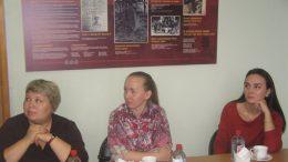 Участники семинара в ГААОСО.