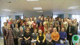 Общее фото участников родоведческой конференции