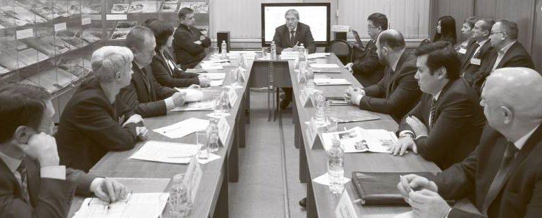 II рабочая встреча свердловских архивистов с руководителями консульских учреждений
