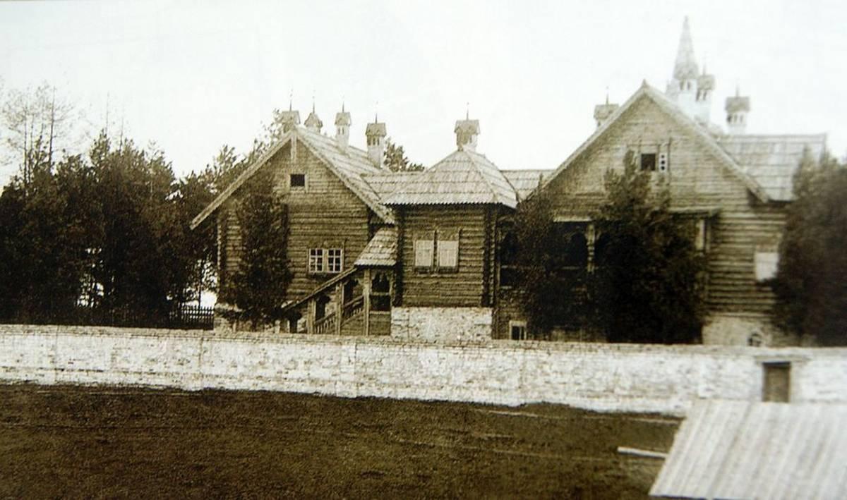 Музей в доме Почетных гостей