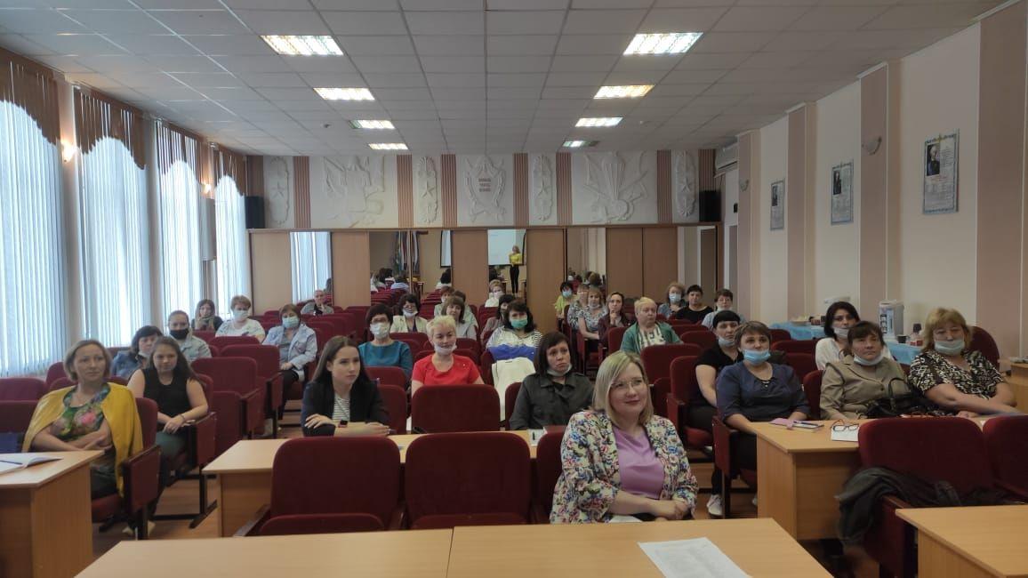 Участники семинара–практикума